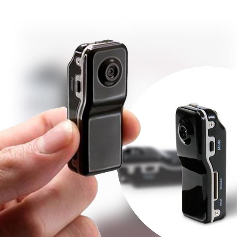 utilité de la mini caméra